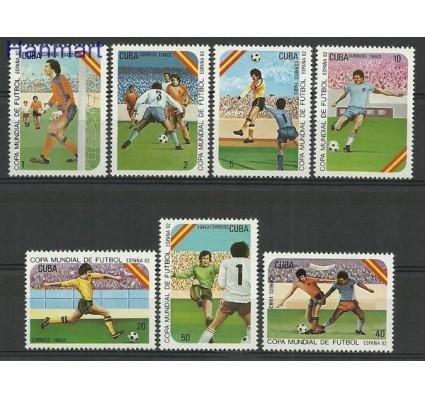 Znaczek Kuba 1982 Mi 2618-2624 Czyste **