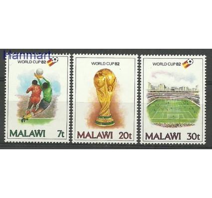 Malawi 1982 Mi 380-382 Czyste **