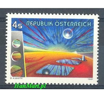 Znaczek Austria 1981 Mi 1687 Czyste **