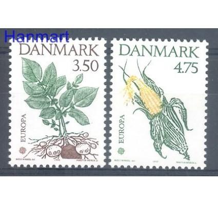 Znaczek Dania 1992 Mi 1025-1026 Czyste **