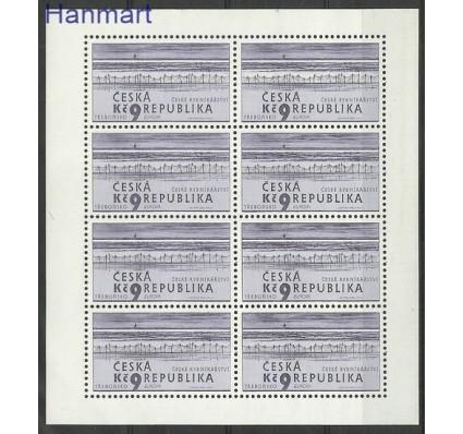 Znaczek Czechy 2001 Mi ark 289 Czyste **