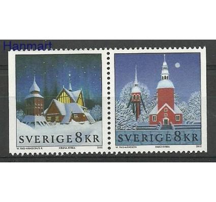 Szwecja 2002 Mi 2327-2328 Czyste **