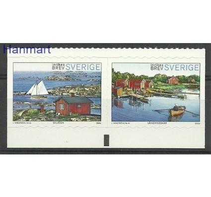Znaczek Szwecja 2004 Mi 2406-2407 Czyste **
