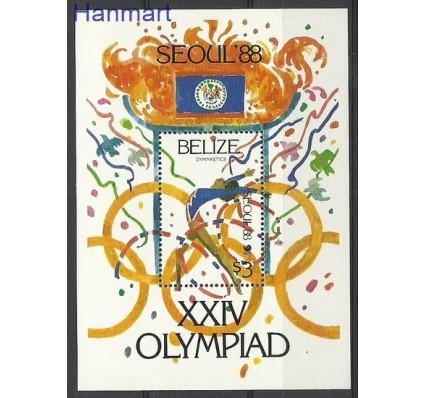 Belize 1988 Mi bl 96 Czyste **