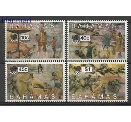 Znaczek Bahamy 1988 Mi 678-681 Czyste **