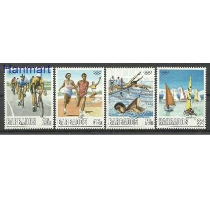 Znaczek Barbados 1988 Mi 701-704 Czyste **
