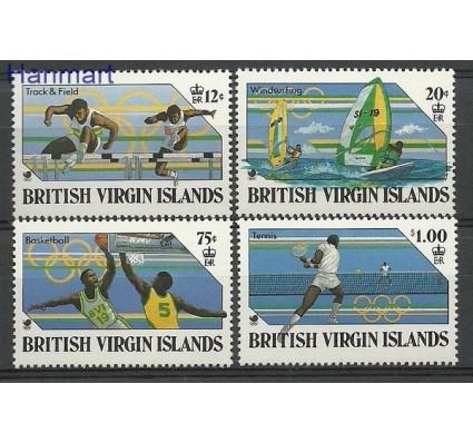 Znaczek Wyspy Dziewicze 1988 Mi 621-624 Czyste **