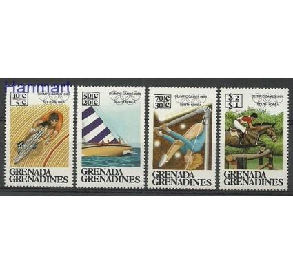 Znaczek Grenada i Grenadyny 1986 Mi 812-815 Czyste **