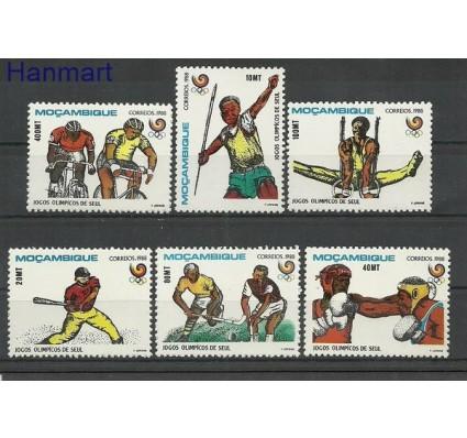 Znaczek Mozambik 1988 Mi 1113-1118 Czyste **