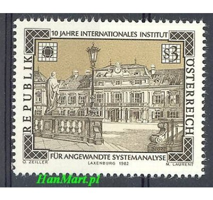 Znaczek Austria 1982 Mi 1720 Czyste **