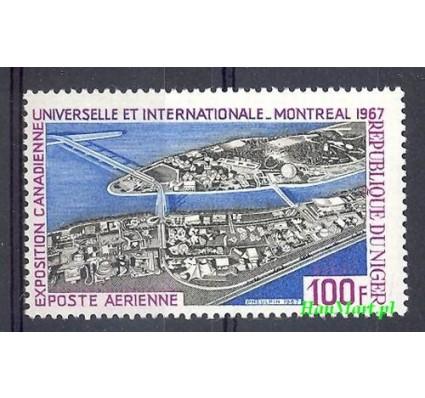 Znaczek Niger 1967 Mi 158 Czyste **