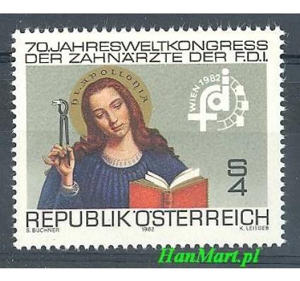 Znaczek Austria 1982 Mi 1721 Czyste **