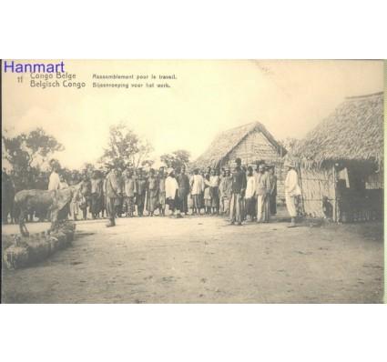 Znaczek Kongo Kinszasa / Zair  Mi 11 Całostka pocztowa