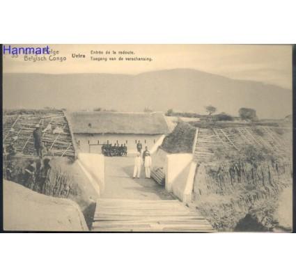 Znaczek Kongo Kinszasa / Zair  Mi 33 Całostka pocztowa