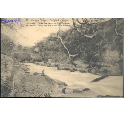 Znaczek Kongo Kinszasa / Zair  Mi 42 Całostka pocztowa