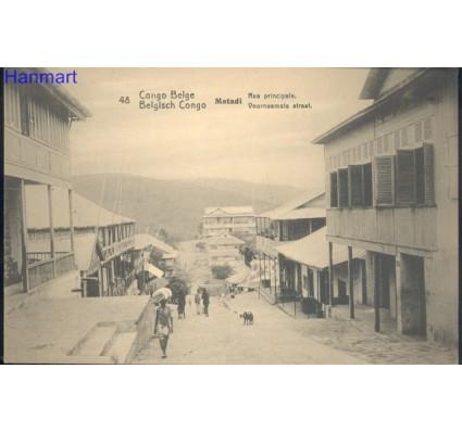 Znaczek Kongo Kinszasa / Zair  Mi 48 Całostka pocztowa