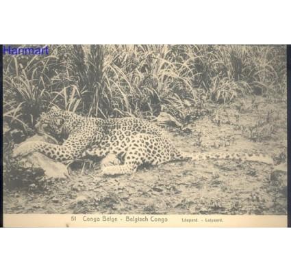 Znaczek Kongo Kinszasa / Zair  Mi 51 Całostka pocztowa