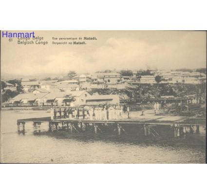 Znaczek Kongo Kinszasa / Zair  Mi 61 Całostka pocztowa