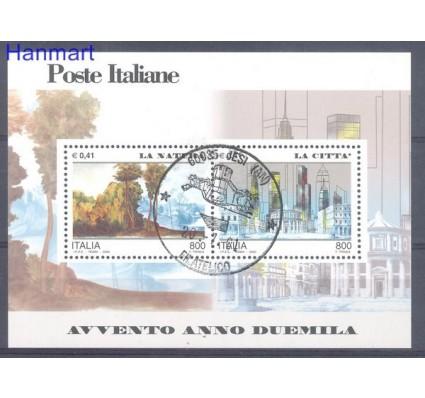 Znaczek Włochy 2000 Stemplowane