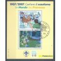 Włochy 2007 Stemplowane