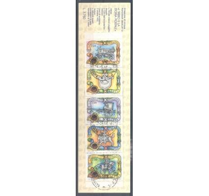 Znaczek Włochy 1993 Stemplowane