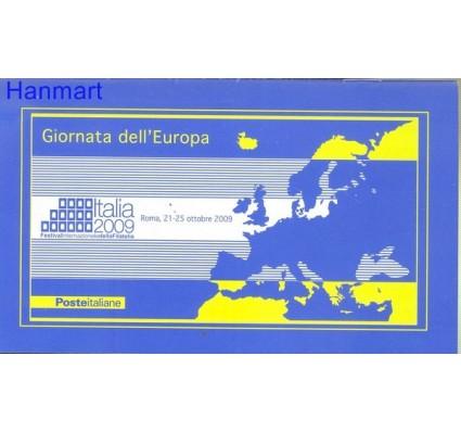 Znaczek Włochy 2009 Stemplowane
