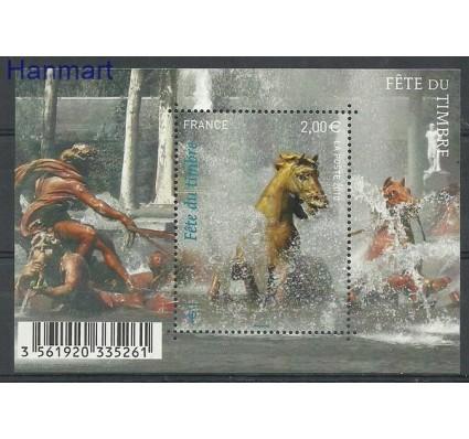 Znaczek Francja 2010 Mi bl 125 Czyste **