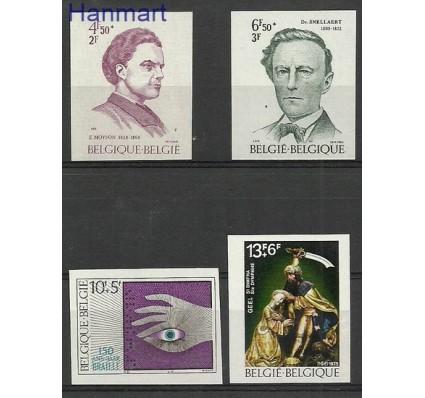 Znaczek Belgia 1975 Mi 1837-1840Bc Czyste **