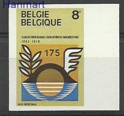 Znaczek Belgia 1978 Mi 1941B Czyste **