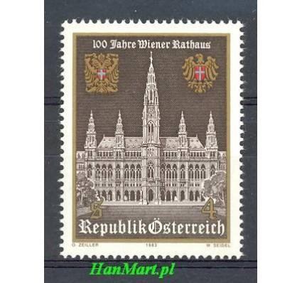 Znaczek Austria 1983 Mi 1752 Czyste **