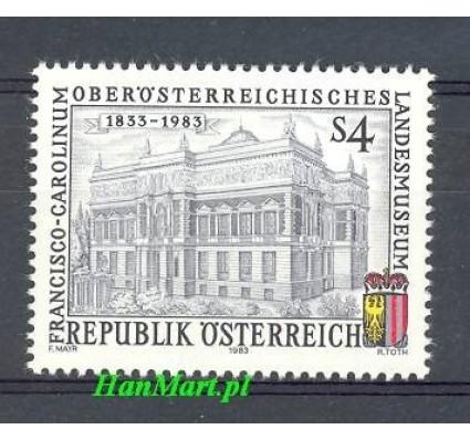 Znaczek Austria 1983 Mi 1758 Czyste **