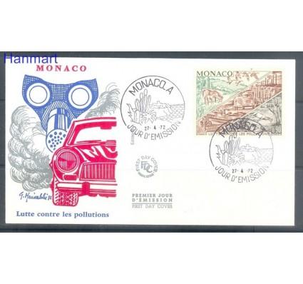 Monako 1972 FDC