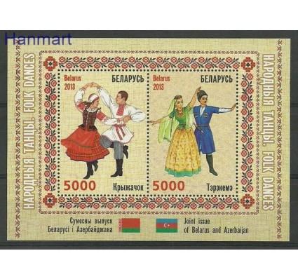 Znaczek Białoruś 2013 Mi bl 99 Czyste **