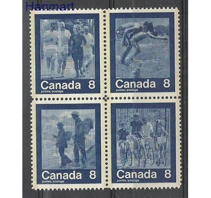 Znaczek Kanada 1974 Mi 551-554 Czyste **