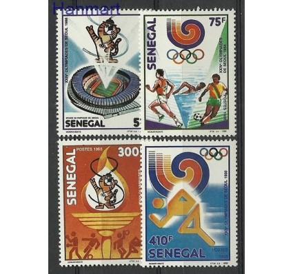 Znaczek Senegal 1988 Mi 983-986 Czyste **