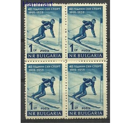 Znaczek Bułgaria 1959 Mi 1102 Czyste **
