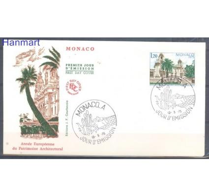 Znaczek Monako 1975 Mi 1180 FDC