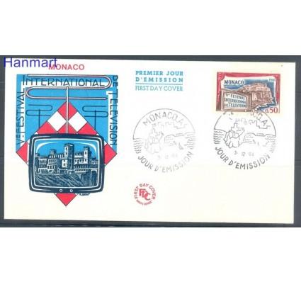 Znaczek Monako 1964 Mi 790 FDC