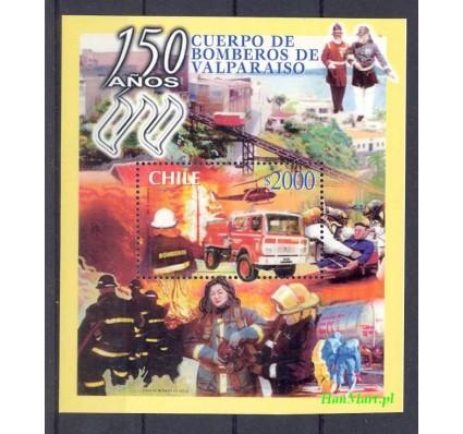 Znaczek Chile 2001 Mi bl 51 Czyste **