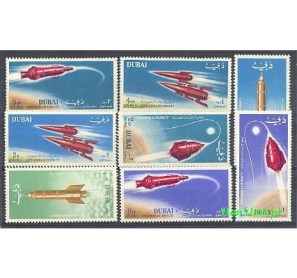 Znaczek Dubaj 1964 Mi 71-78 Czyste **
