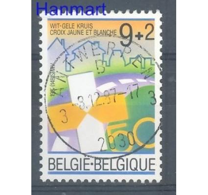 Znaczek Belgia 1987 Mi 2322 Stemplowane