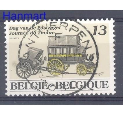 Znaczek Belgia 1989 Mi 2374 Stemplowane