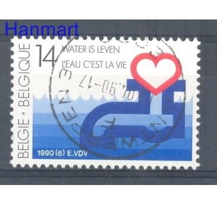 Znaczek Belgia 1990 Mi 2416 Stemplowane