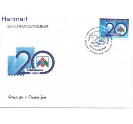 Znaczek Azerbejdżan 2012 Mi 943 FDC