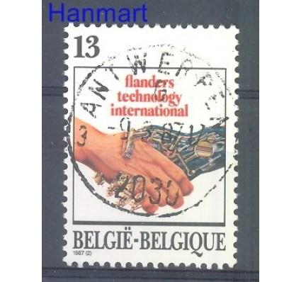 Znaczek Belgia 1987 Mi 2295 Stemplowane