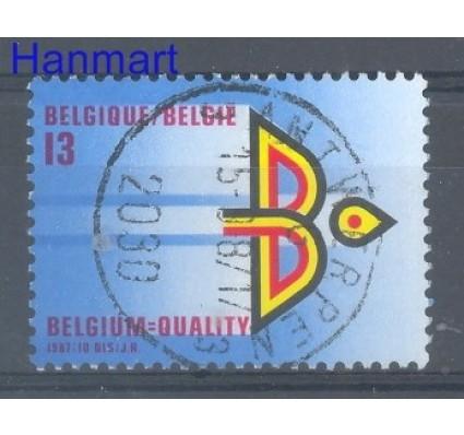 Znaczek Belgia 1987 Mi 2314 Stemplowane