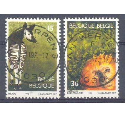 Znaczek Belgia 1992 Mi 2538-2539 Stemplowane