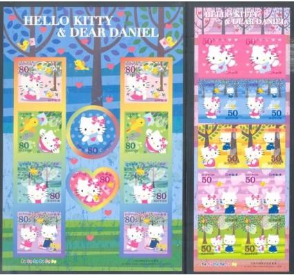 Znaczek Japonia 2009 Mi fol 4976-4986 Czyste **