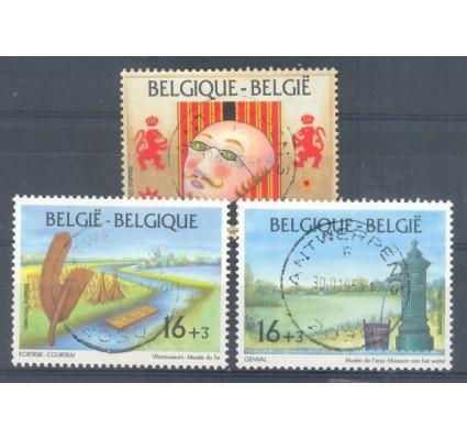 Znaczek Belgia 1995 Mi 2634-2636 Stemplowane