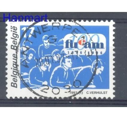 Znaczek Belgia 1997 Mi 2733 Stemplowane